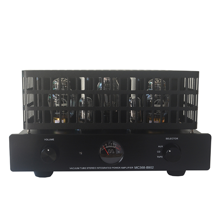 Meixing mingda MC368-B902 Single-end Class A Vacuum Tube integrated Amplifier amp (KT90 18W*2 or KT88 16W*2) 6H8C*2 5Z3P*1 рецептура 902 ту 6 05 1587 84