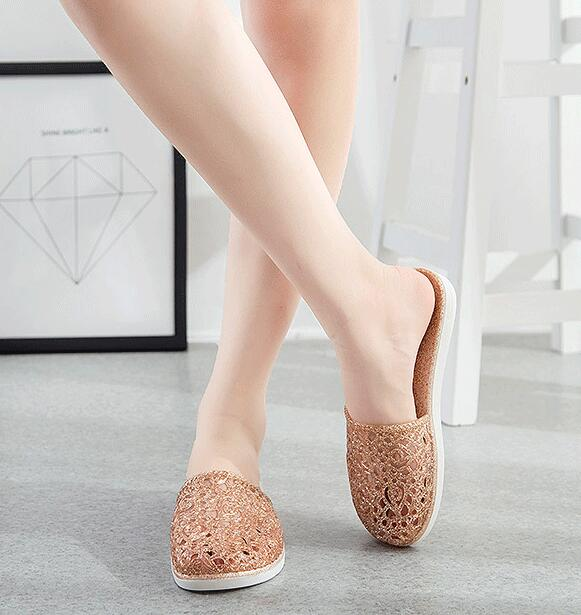 Detail Feedback Questions about liser Crystal Jelly Sandals Shoes ... 325e103202bb