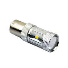 Франшиза супер яркий светодиодный чип 1 шт. 30 Вт белый без ошибок 1156 BA15S P21W светодиодный резервный светильник Canbus противотуманный грузовик лампа светильник Прямая поставка