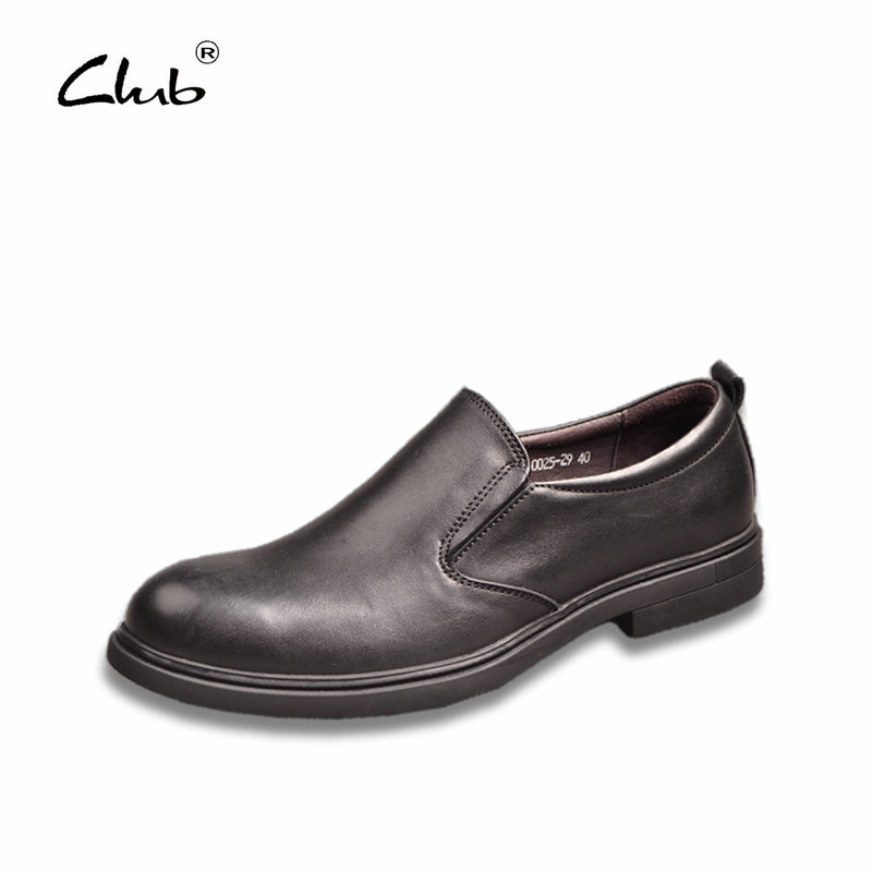 Club 100% Genuine Leather Mens Shoes Loafers 2017 Autumn New Breathable Casual Leather Shoes Men British Shoes Hommes Mocassins 2017 new spring imported leather men s shoes white eather shoes breathable sneaker fashion men casual shoes