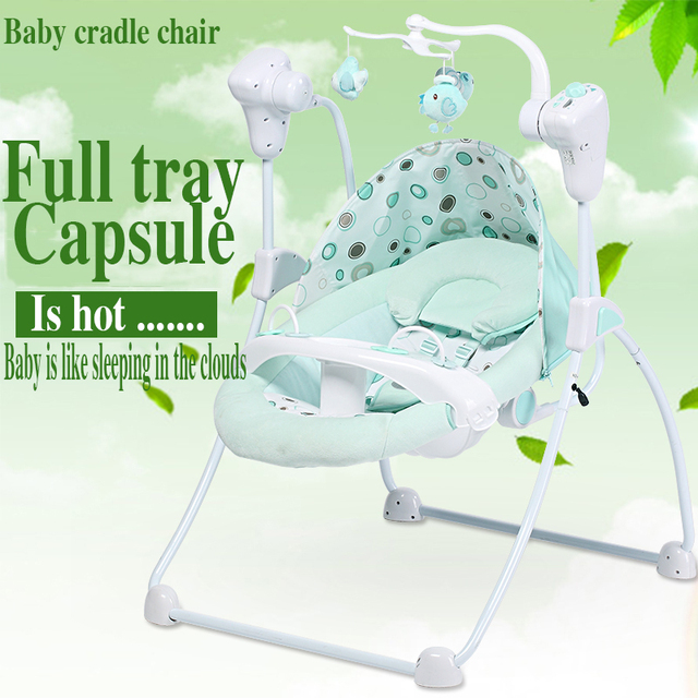 newborn baby cradle swing intelligent automatic electric chair hammock appease recliner chair and shook his baby newborn baby cradle swing intelligent automatic electric chair      rh   aliexpress
