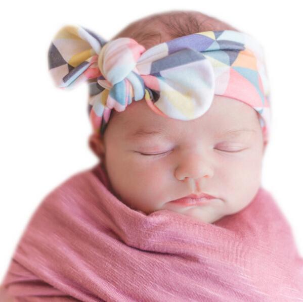 Lovely Baby Bunny Ear Headband