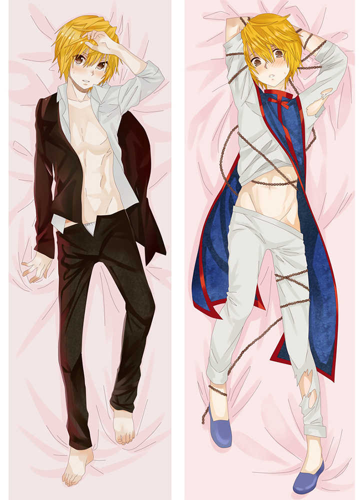 Mmf Hanta Hanta Pillow Cover Anime Hunter X Hunter Characters Killua Zoldyck Kurapika Hisoka Morow Body Pillowcase Dakimakura Body Pillowcase Anime Hunter X Hunterpillow Cover Anime Aliexpress