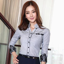 Lace Blouses Woman Fashion