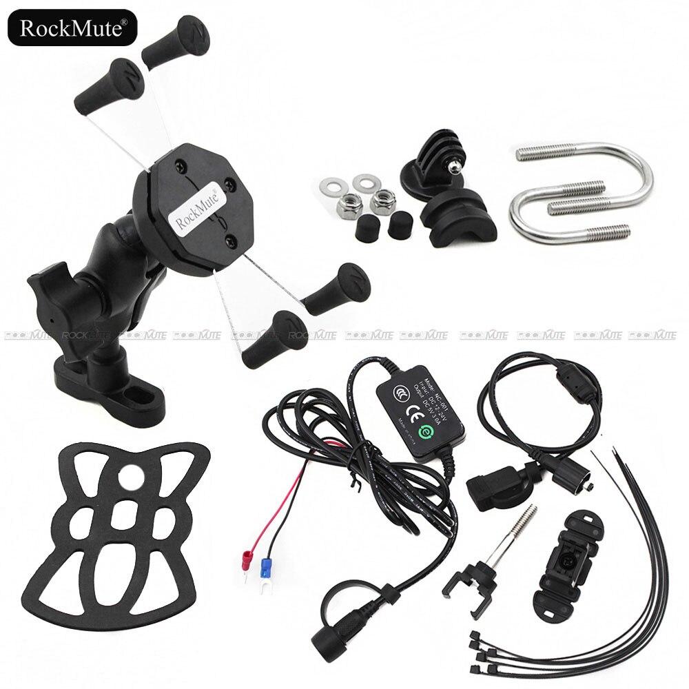 SatNav Mount Bracket For Honda CBR 600 F Sport Handlebar Camera