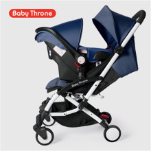 4 in 1 Portable Baby Stroller Infant Car Seat Safety Chair Basket Baby