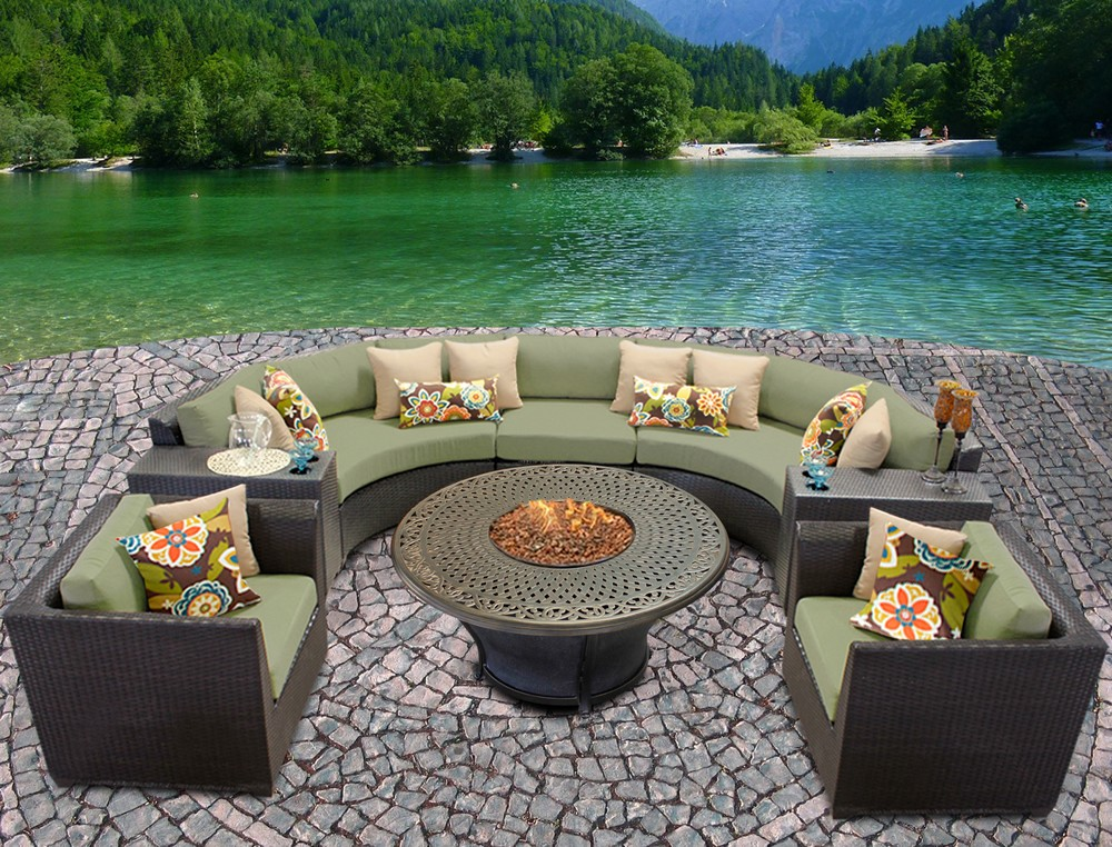 Sigma discount cheap deep seating outdoor used wicker ...