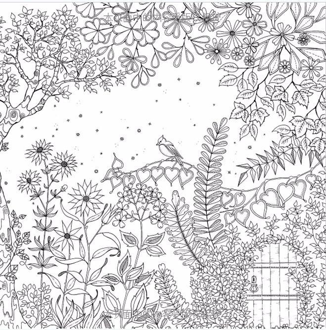 Aliexpress Buy Secret Garden Coloring Watercolor Pencil Jardim Secreto Book Books For Adults Brand Set From Reliable