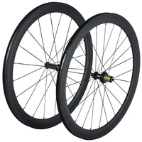 VAUN Carbon Clincher Wheel Carbon fiber wheel spokes pillar road bicycle wheel
