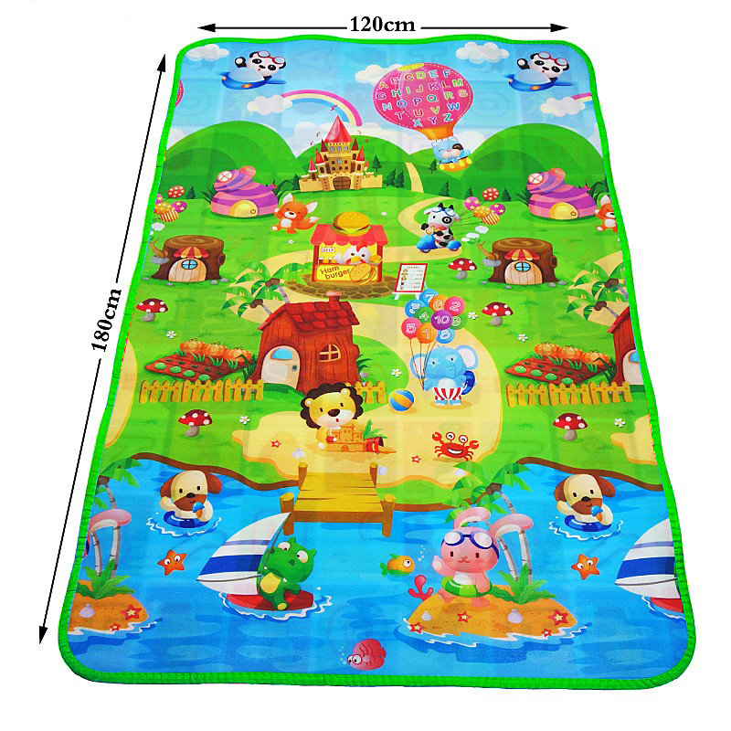 HTB1JjkalsuYBuNkSmRyq6AA3pXa5 Playmat Baby Play Mat Toys For Children's Mat Rug Kids Developing Mat Rubber Eva Foam Play 4 Puzzles Foam Carpets DropShipping