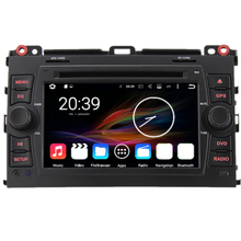 7″ Octa Core Android Autoradio Headunit Head Unit Car Stereo Audio for Toyota Land Cruiser Prado 120 2002 2003 2004 2005 2006