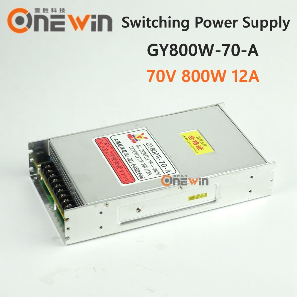GUANYANG cnc router 70V 800W 12A switch power supply for engraving machine GY800W-70-A ручка шариковая parker jotter core kensington red ct 1 мм синяя корпус красный хром