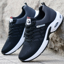 Vulcanized Shoes Male Sneakers 2019 Fashion Summer Air Mesh Breathable Wedges Sneakers For Men Plus Size 38-44 buty meskie