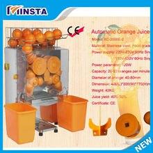 Коммерческий оранжевый выдавливатель высокой емкости электрическая