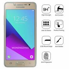 Protector de vidrio templado 2.5D para Samsung J2 Pro 2018, película protectora de pantalla de vidrio para Samsung Galaxy J2 Prime 2j J 2 Cover