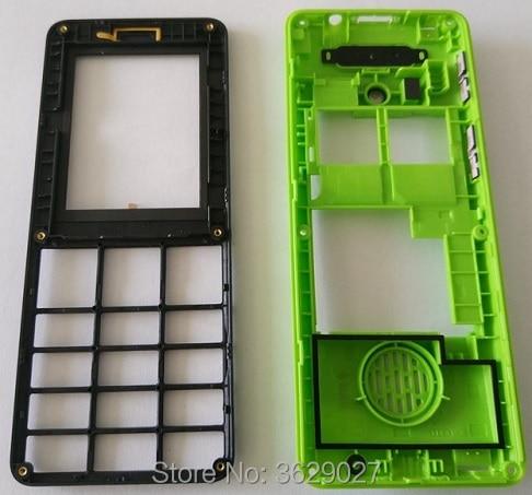 SZWESTTOP coque Avant d'origine pour Philips E311 Center logement pour Xenium CTE311 Mobile Xenium téléphone téléphone portable