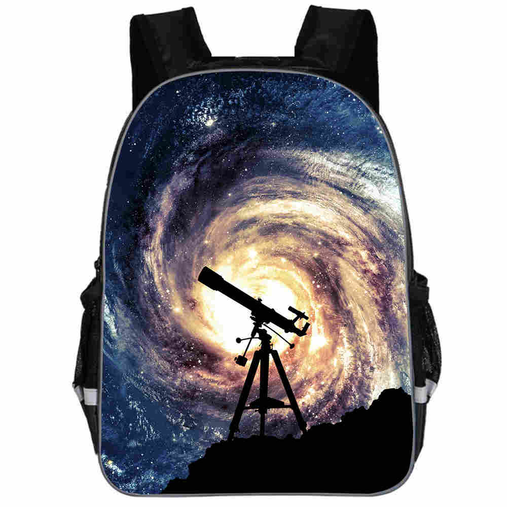 fe8988cd319b Galaxy Backpack Universe Space Solar For Teenagers Boys Girls Toddler  Animal Kid School Book Bags Men Women Rock Mochila Bolsa