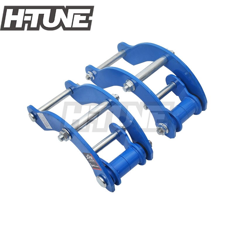 H-TUNE 4x4 Accesorios Leaf Spring Suspension Extended 2