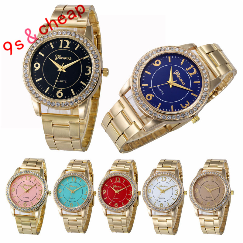 Stainless Steel Sport Quartz Hour Wrist Analog Watch 3370 Brand New High Quality Luxury Free