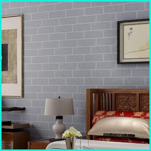 Que espesan ladrillo papel tapiz para paredes r stico de - Ladrillos de colores ...