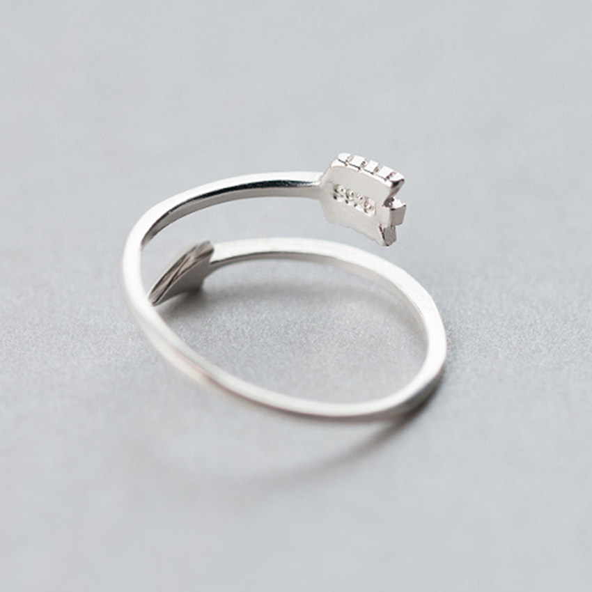 Todorova nieuwe echte pure 925 sterling zilveren sieraden gewoon - Mode-sieraden - Foto 4