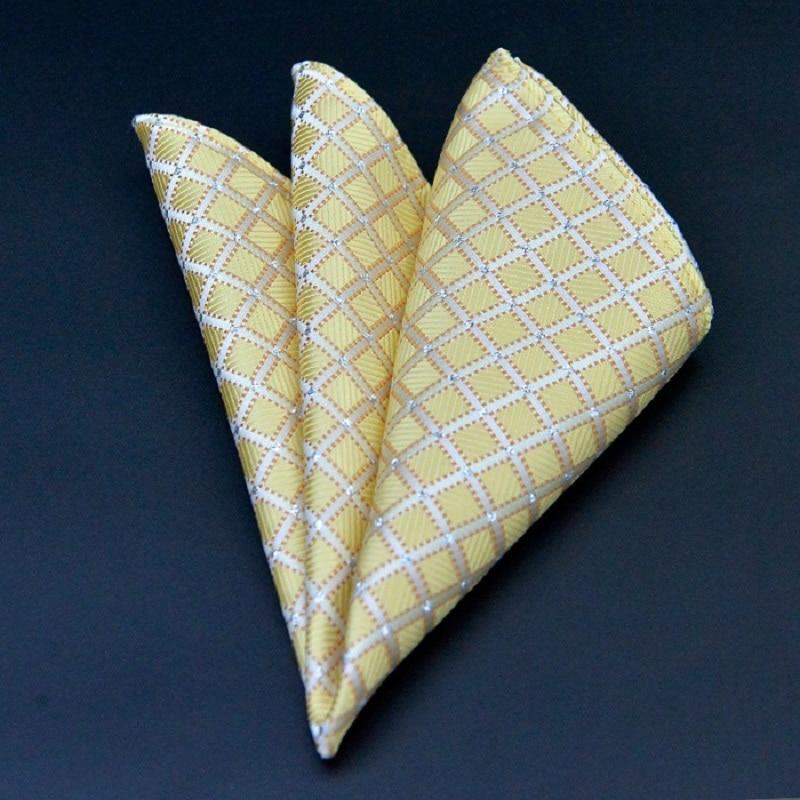 2019 Spring New Arrival 100% Natural Silk Handmade Pocket Handkerchief Premium Square Hanky With Giftbox