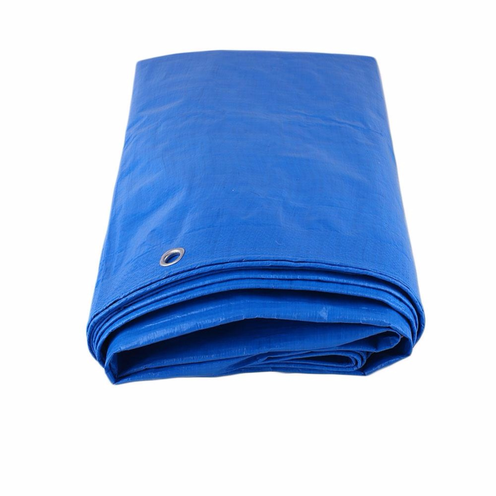 Car Vehicles Tarpaulin Luggage Cover Canvas Waterproof