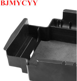 BJMYCYY free shipping font b Car b font central armrest store content box for new ford
