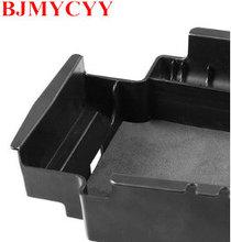 Bjmycyy Бесплатная доставка автомобиля центральный подлокотник хранить содержимое коробки для нового Ford Mondeo 2013
