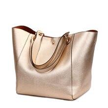 Sacs à bandoulière en cuir de luxe pour femmes 2019 grande capacité fourre-tout à poignée supérieure sac à bandoulière pour femmes grand sac à main et sacs à main bolsa