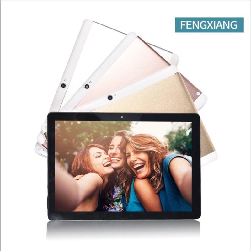 FENGXIANG 2019 New 10inch Tablets For Android7.0 Octa Core 4G LTE Tablets Pc 1920*1280 Resolving Power 8MP 8000mAh Pixel Tablets