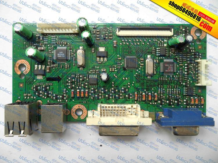 все цены на Free Shipping> /  L2245w logic board 4H.0EH01.A00 driver board-Original 100% Tested Working онлайн