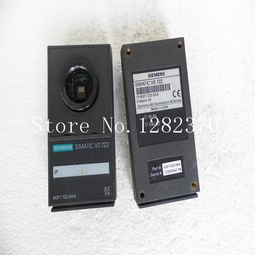 [SA] Genuine original special sales - Vision sensor switch 6GF1 722-0AA spot[SA] Genuine original special sales - Vision sensor switch 6GF1 722-0AA spot