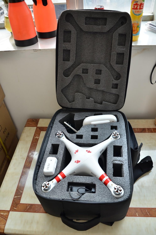 Сумка для дрона фантом phantom 4 симулятор