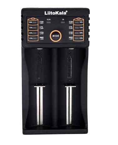 2018 Новый Liitokala Lii202 18650 зарядное устройство 1,2 В 3,7 В 3,2 В AA/AAA 26650 10440 14500 NiMH литиевая батарея 18650 зарядное устройство