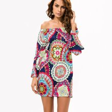 Fashion Bohemian Summer Dress