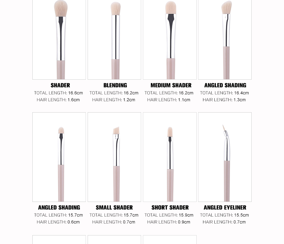 other makeup brushes we recommend