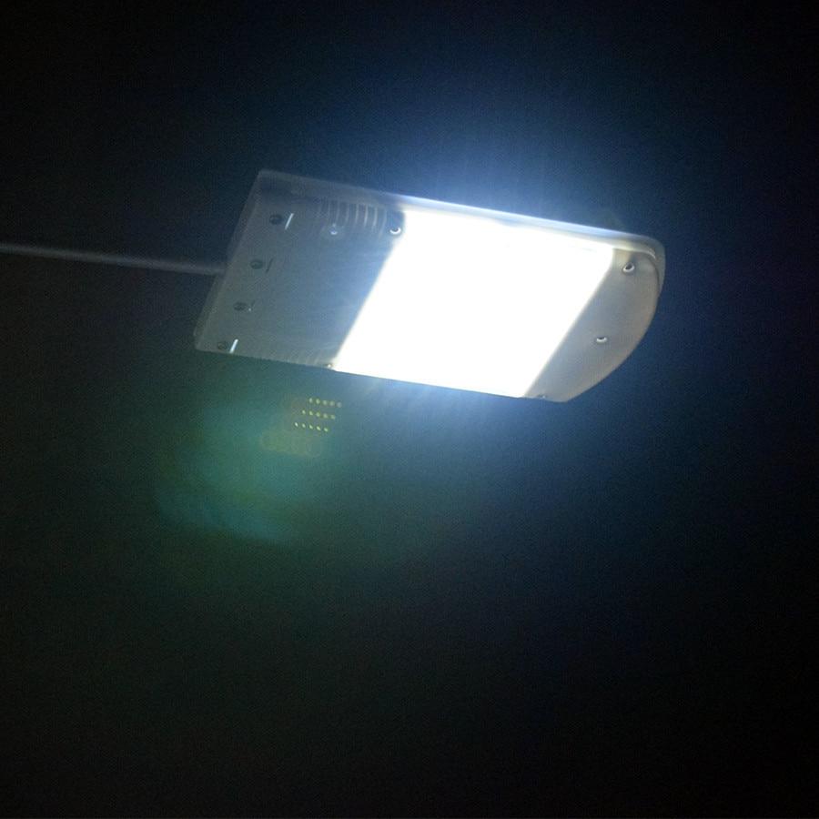 Straßenlaterne-Solar 15 LED-Licht wasserdichte helle - Außenbeleuchtung - Foto 6