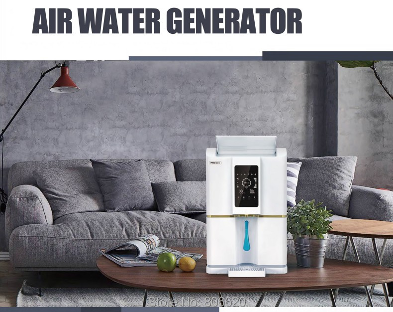 Home 20LD Pure Atmospheric Air to Water Treatment Dispenser Generator with Intelligent RO Filter & NFC Code-Scanning Match Tech_Product_1