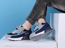 2017 Primavera Outono crianças sapatos meninos e meninas das sapatilhas sapatos casuais das crianças Confortáveis sapatos de corrida ao ar livre