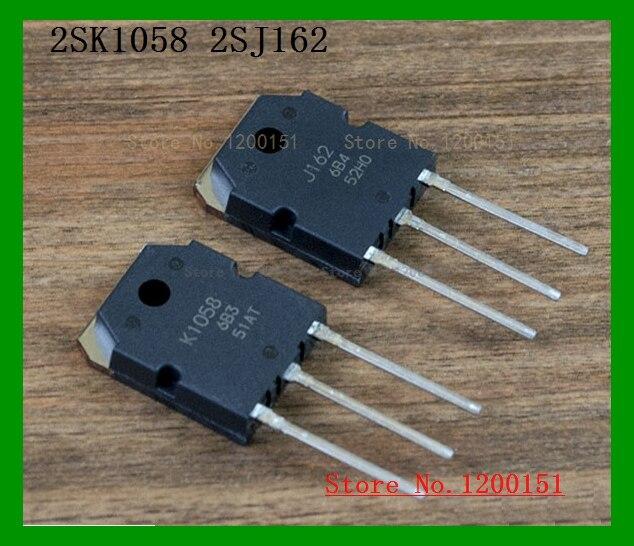 2pcs/lot=(a Pair)2SK1058 2SJ162 K1058 J162