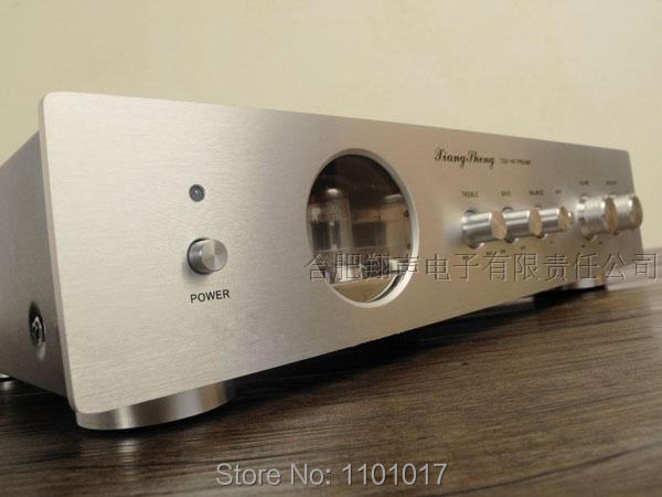XiangSheng 728A Tube Pre Amplifier HIFI EXQUIS Famous Japanese Cuircuit 12AT7 12AU7 6Z4 Pre amps with