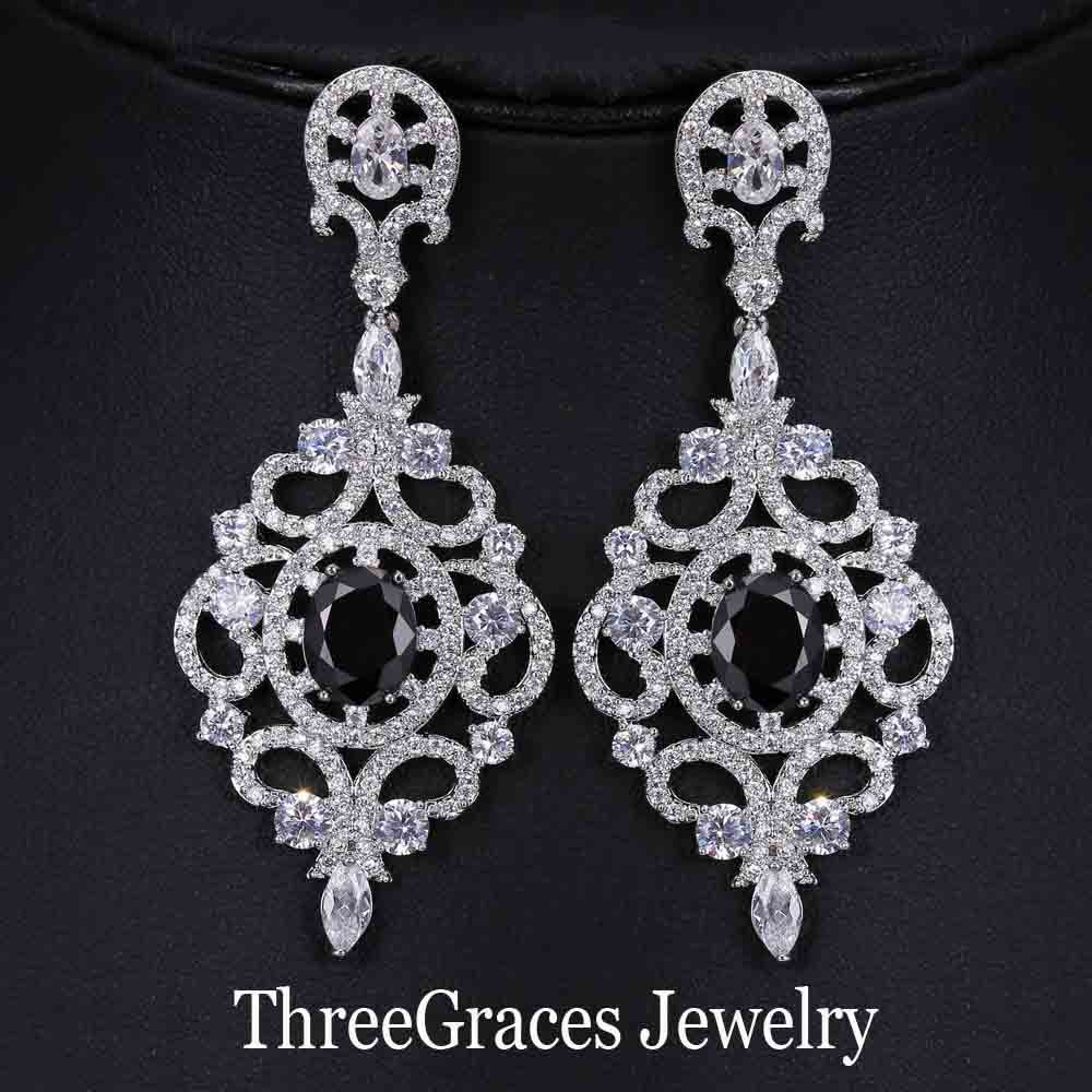 all diamante leaves pierced long glitters earrings chandelier diamond that products er sparkly