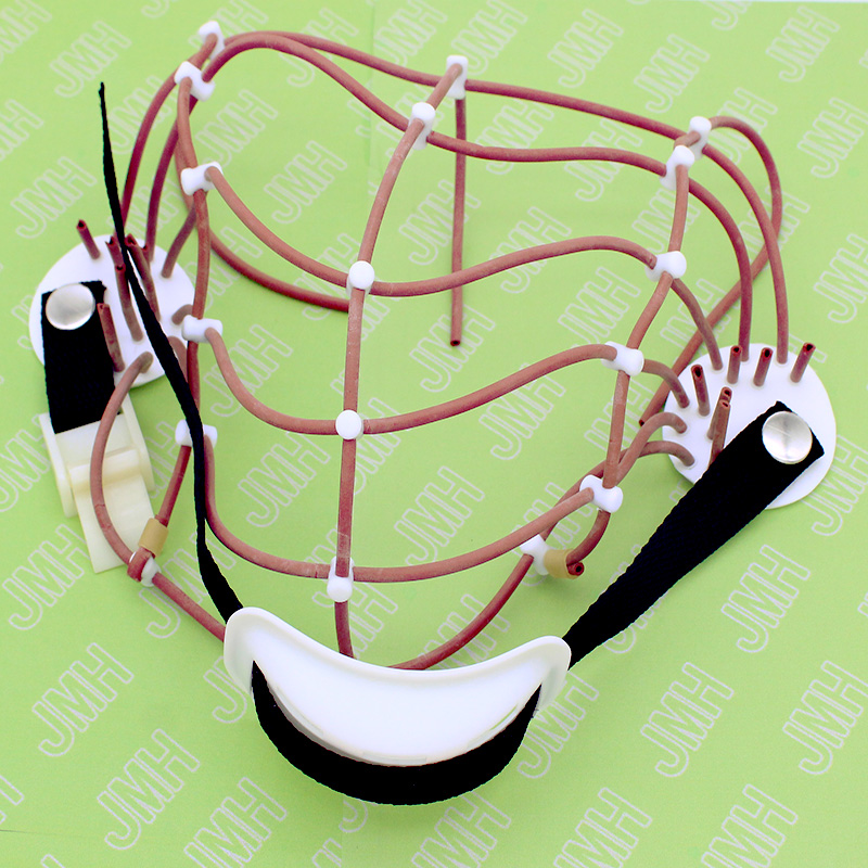 High quality adult EEG hat ,Adjustable EEG cap apply to electrode cable,size L/M/S