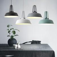Industrial Mini Cage Pendant Light retro Edison Iron Pendant Lamp Bar/Cafe/Restaurant/shop suspension luminaire kitchen islands