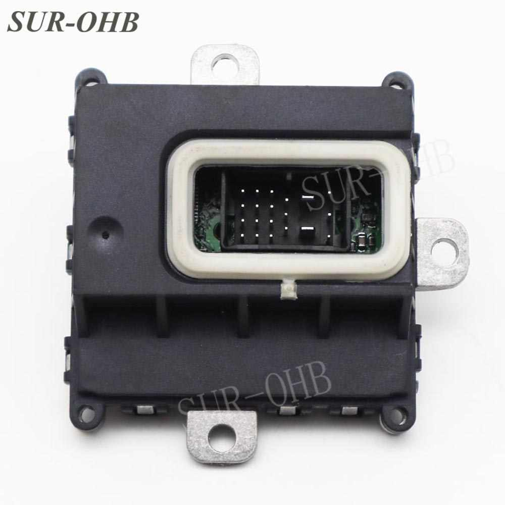 63127189312 ALC Adaptive Headlight Drive Light Control Unit 7189312 Xenon  Ballast Model for E46 E90 E60 E61 E65 high beam block