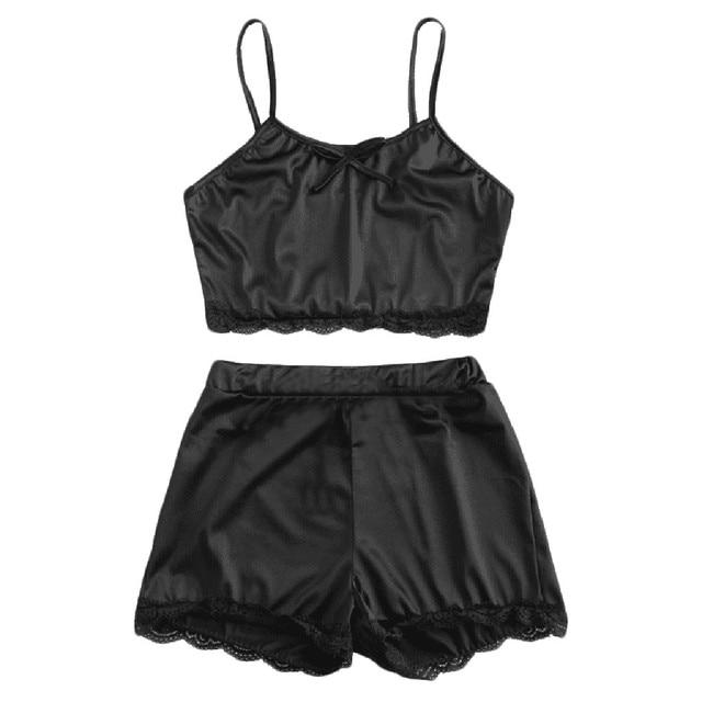 XAKALAKA Women Plus Size Babydoll Lingerie Back Crisscross