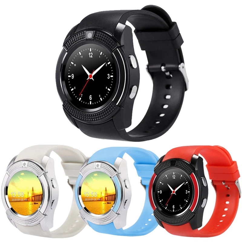 Bluetooth Smartwatch with Touch Screen 5
