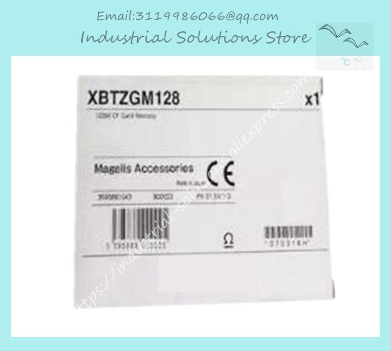 The new memory card XBTZGM128 spotThe new memory card XBTZGM128 spot