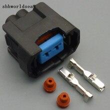 Shhworldsea 1 комплекты 2 pin 2,2 мм автомобиль Топливная форсунка электрическая вилка разъем для Honda oBD2 NH1 6189-0533 1996-2002